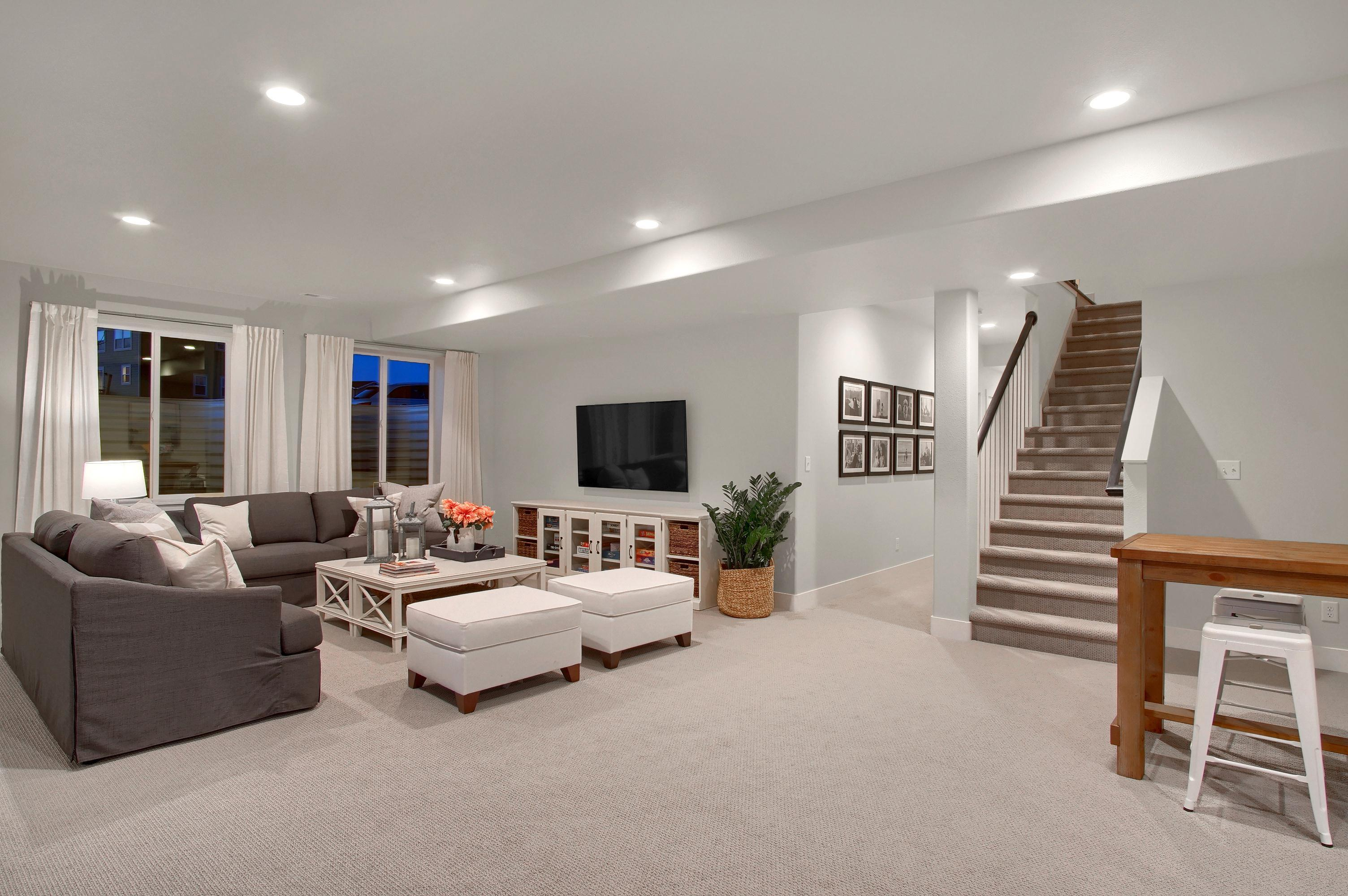 Living Area featured in the Mackintosh By Keller Homes, A Toll Bros. Co. in Colorado Springs, CO