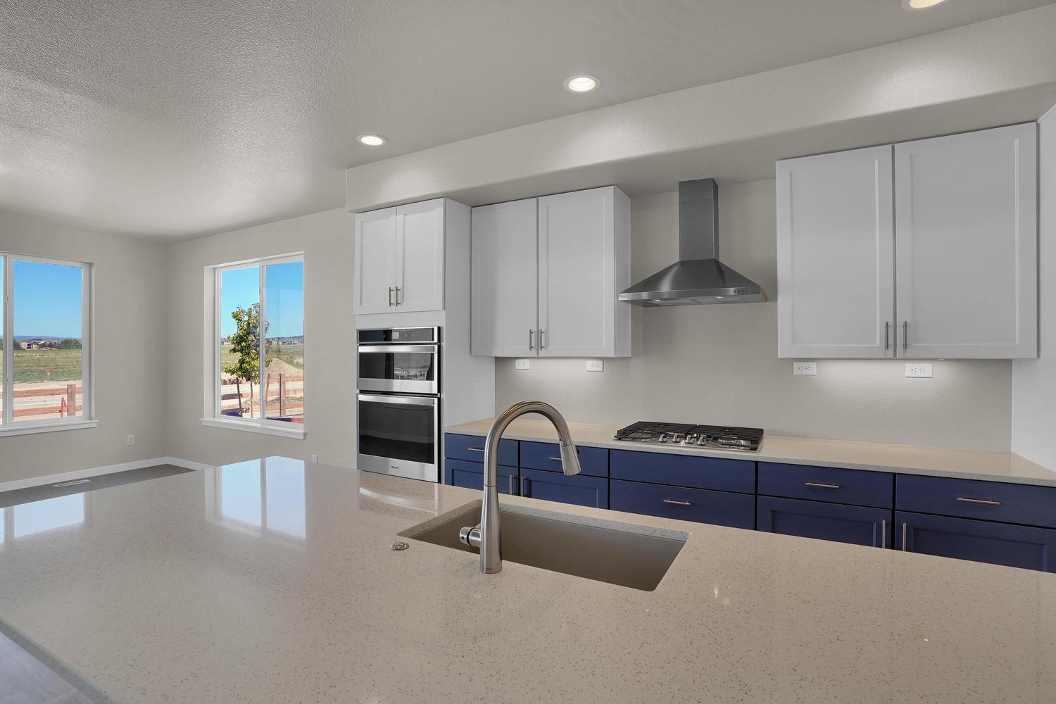 Kitchen featured in the Princeton By Keller Homes, A Toll Bros. Co. in Colorado Springs, CO
