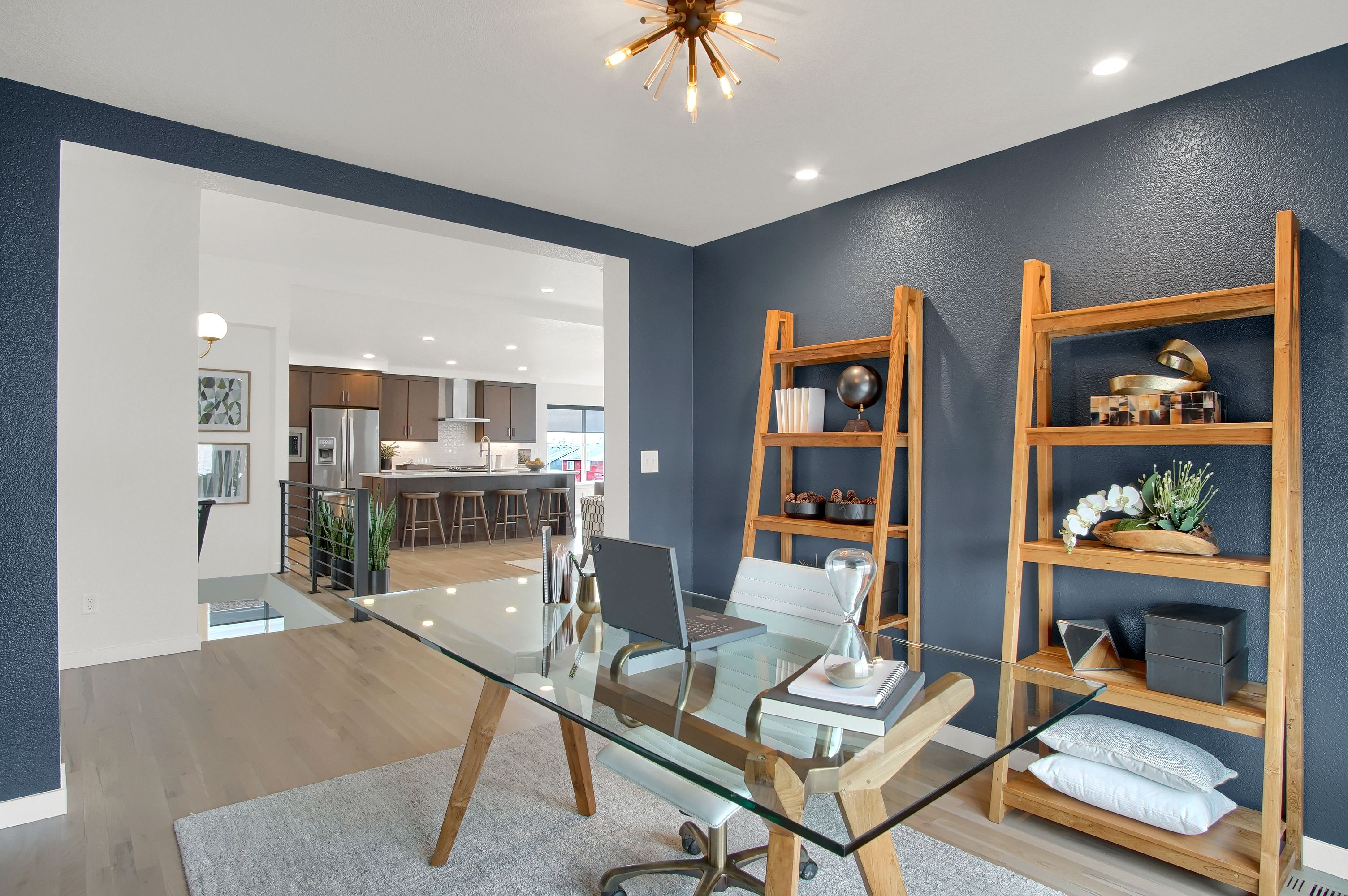 Living Area featured in the Vineyard By Keller Homes, A Toll Bros. Co. in Colorado Springs, CO