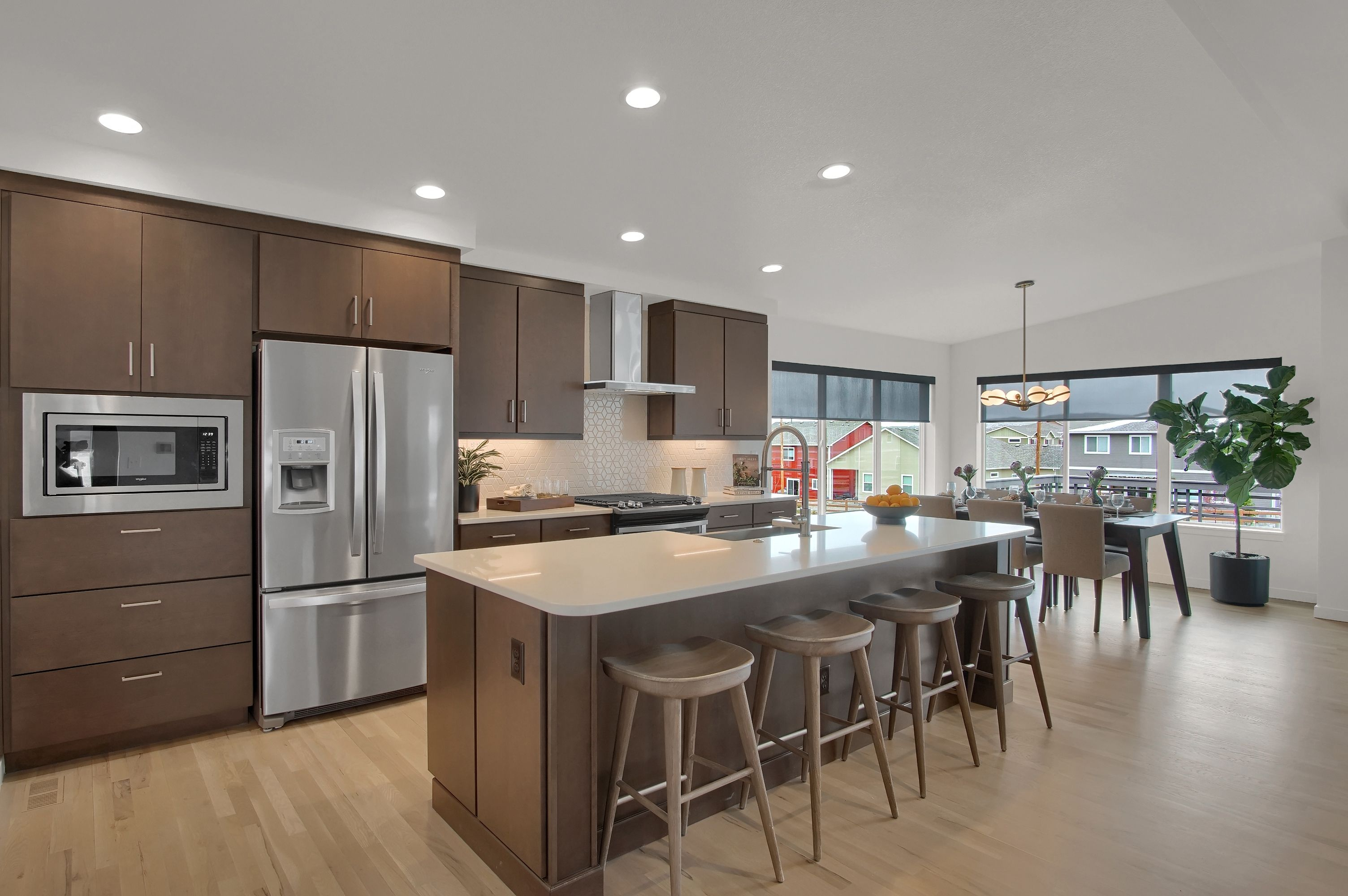 Kitchen featured in the Vineyard By Keller Homes, A Toll Bros. Co. in Colorado Springs, CO