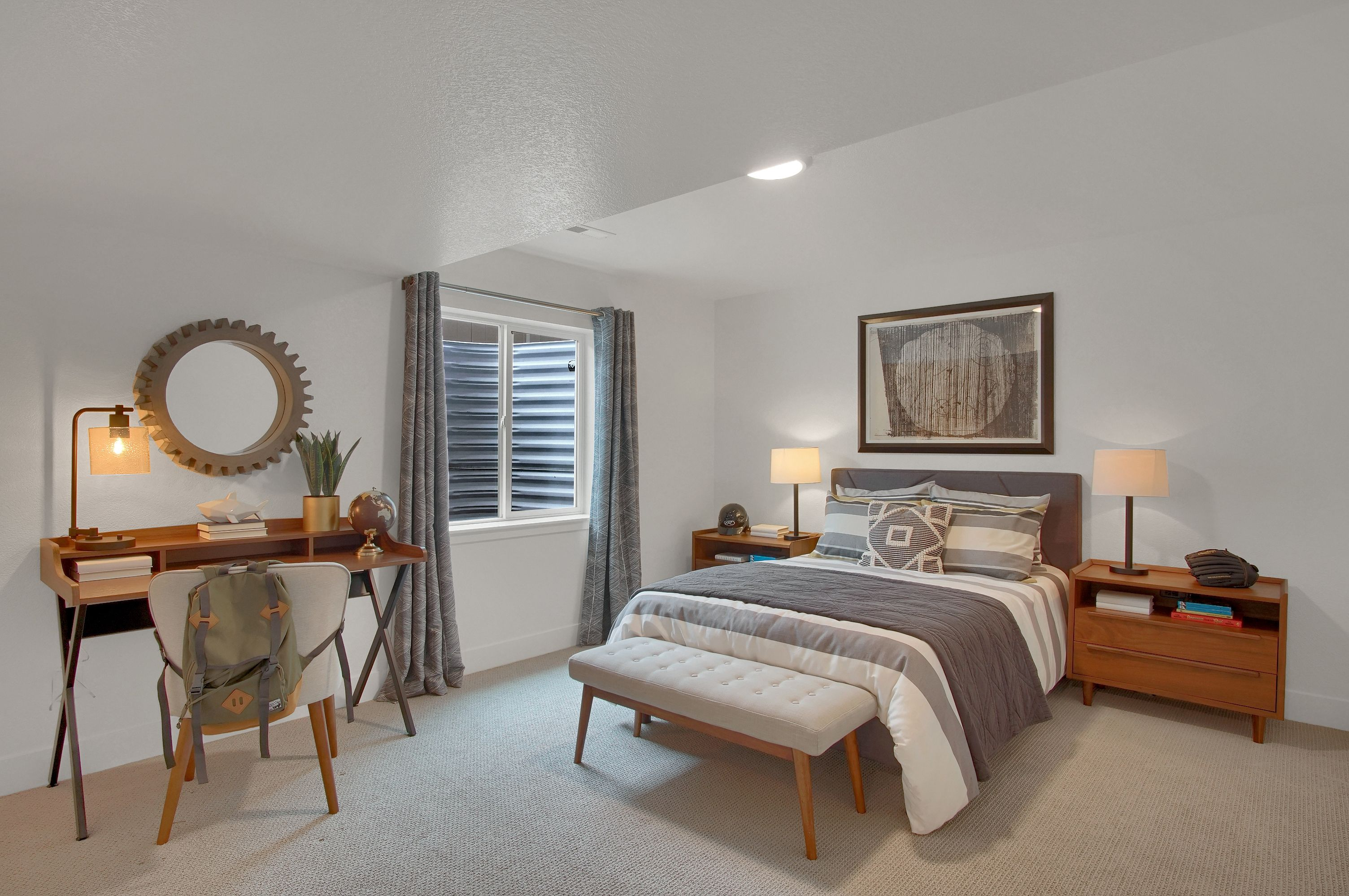 Bedroom featured in the Vineyard By Keller Homes, A Toll Bros. Co. in Colorado Springs, CO