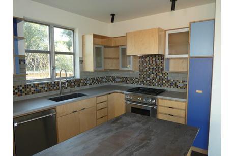 Kitchen-in-Plan C-at-Keller Court Commons-in-Petaluma