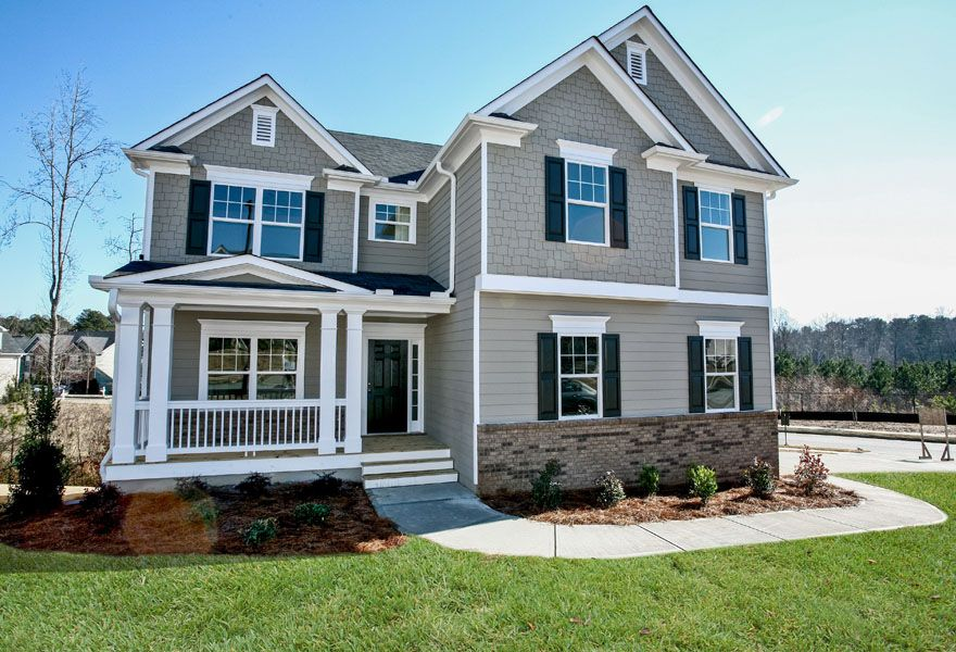 Search adairsville new homes find new construction in for New houses in georgia