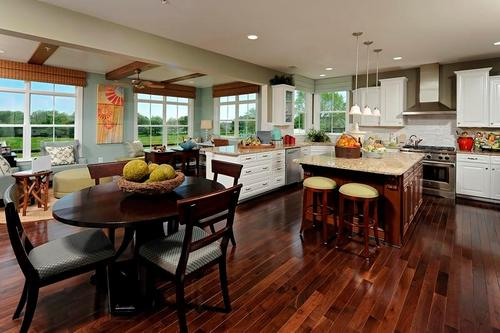 Greatroom-and-Dining-in-Montgomery-at-The Reserve at Brightwell Crossing-in-Poolesville