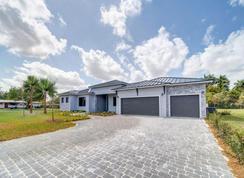 The Serenity- SOLD - Pinar del Sol: Homestead, Florida - Walker HomeBuilders