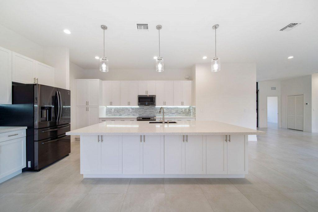 Kitchen featured in The Tranquility By Walker HomeBuilders in Miami-Dade County, FL