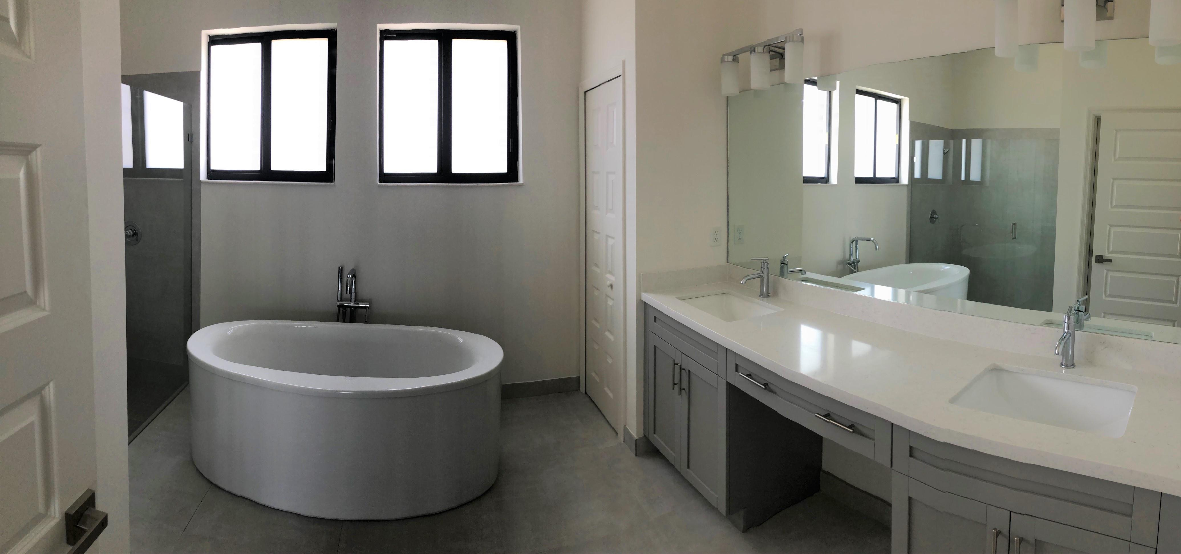 Bathroom featured in The Serenity By Walker HomeBuilders in Miami-Dade County, FL