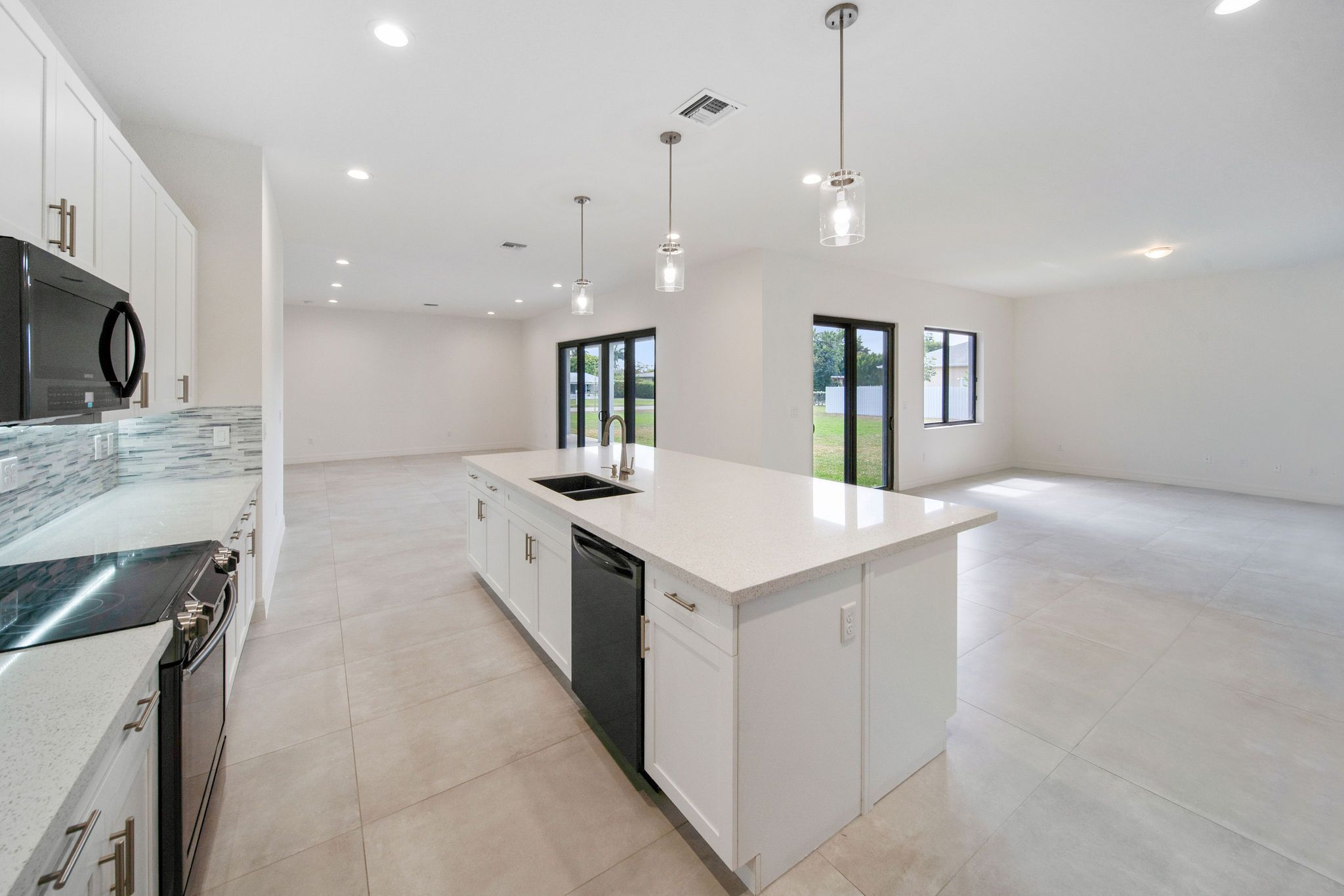 Kitchen featured in The Serenity By Walker HomeBuilders in Miami-Dade County, FL
