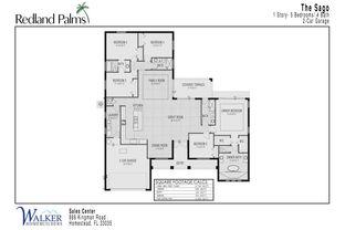 SAGO - Redland Palms: Miami, Florida - Walker HomeBuilders