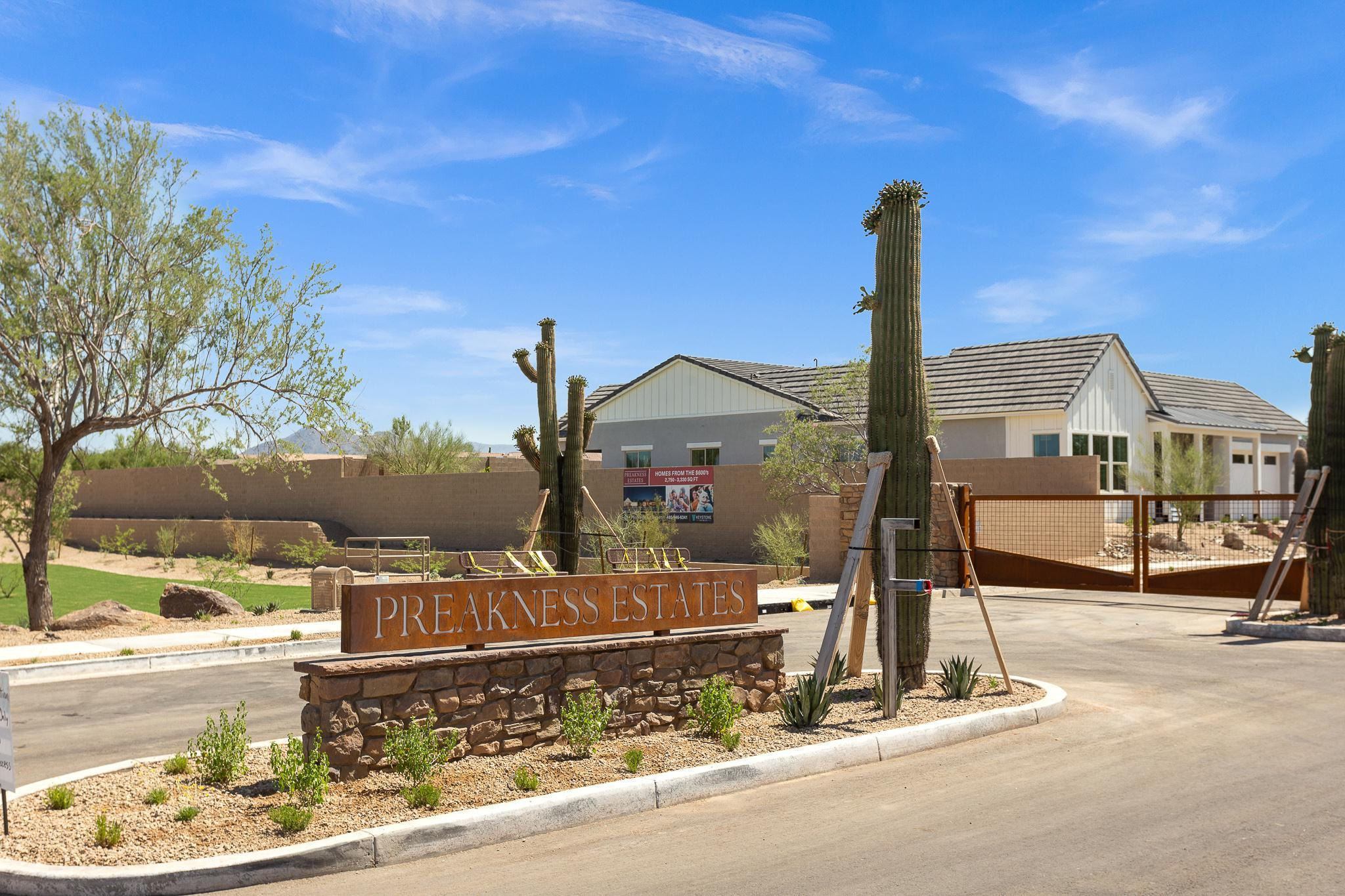 'Preakness Estates' by Keystone Homes in Phoenix-Mesa