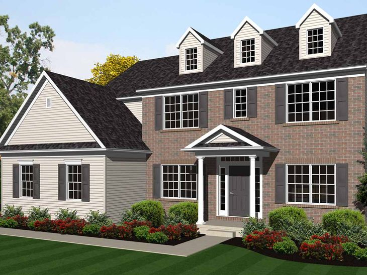 Lincoln Manor:Lincoln Manor Elevation