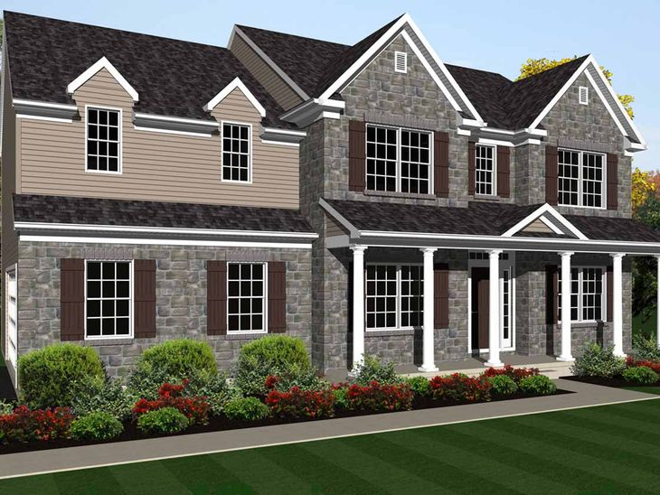 Emerson Heritage:Emerson Heritage Elevation