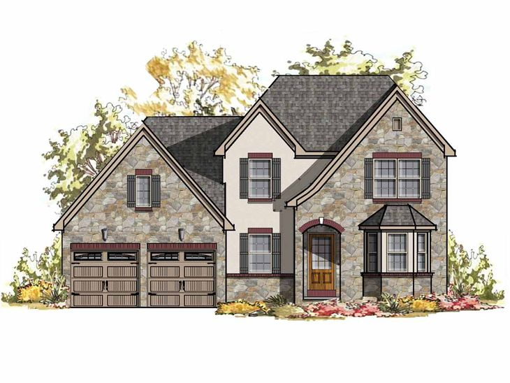 Oakmont Normandy:Oakmont Normandy Elevation