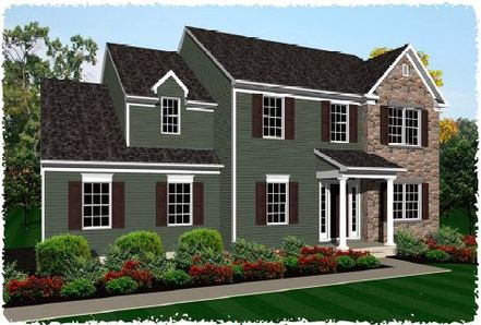 Apple creek farms in harrisburg pa new homes floor for Jordan built homes floor plans