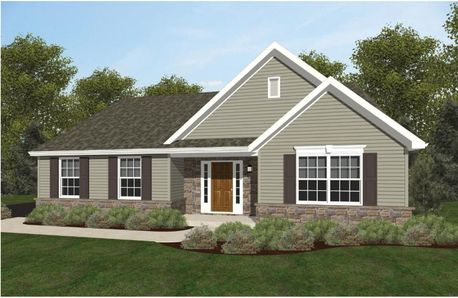 Whisper Run In York Pa New Homes Floor Plans By