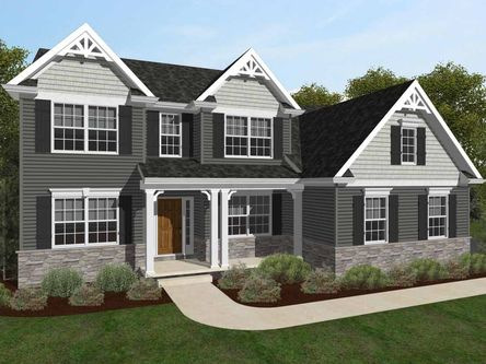 The Preserve at Marriotts Ridge by Keystone Custom Homes in Baltimore Maryland
