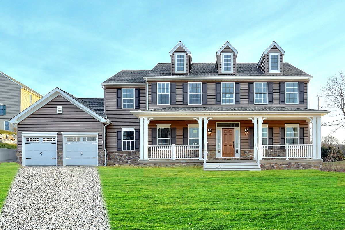 Whisper Run In York, PA, New Homes & Floor Plans By