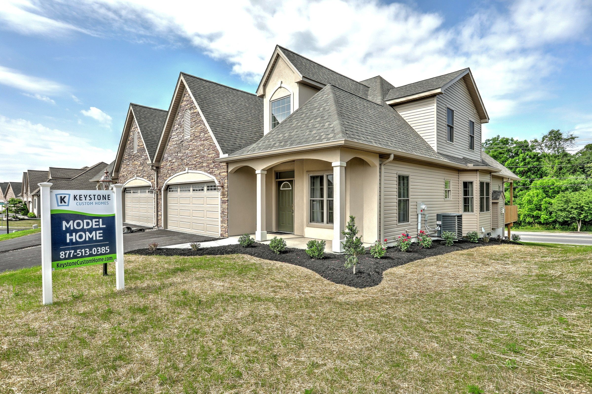 Victoria Abbey In Harrisburg Pa New Homes Floor Plans By Keystone Custom