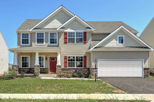 Pleasing New Homes In Frederick Md 153 Communities Newhomesource Interior Design Ideas Grebswwsoteloinfo