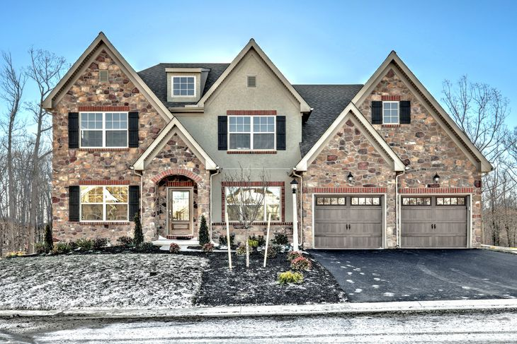 Keystone Custom Homes Floor Plans: Scenic Manor In Havre De Grace, MD, New Homes & Floor