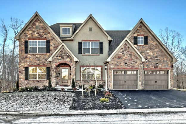 Scenic Manor In Havre De Grace, MD, New Homes & Floor