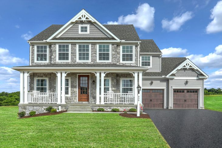 Worthington In Lancaster, PA, New Homes & Floor Plans By