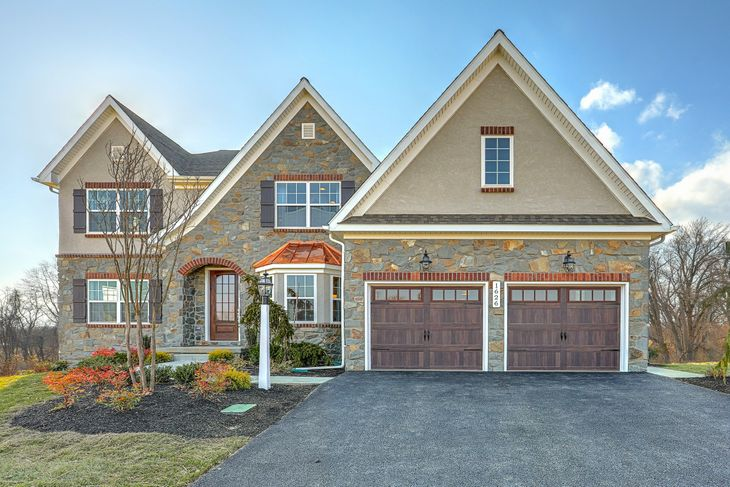 Keystone Custom Homes Floor Plans: Eva Mar Farms In Bel Air, MD, New Homes & Floor Plans By