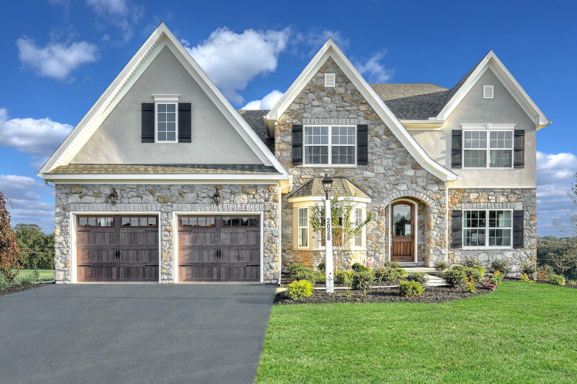 'Sprogels Run' by Keystone Custom Homes in Philadelphia