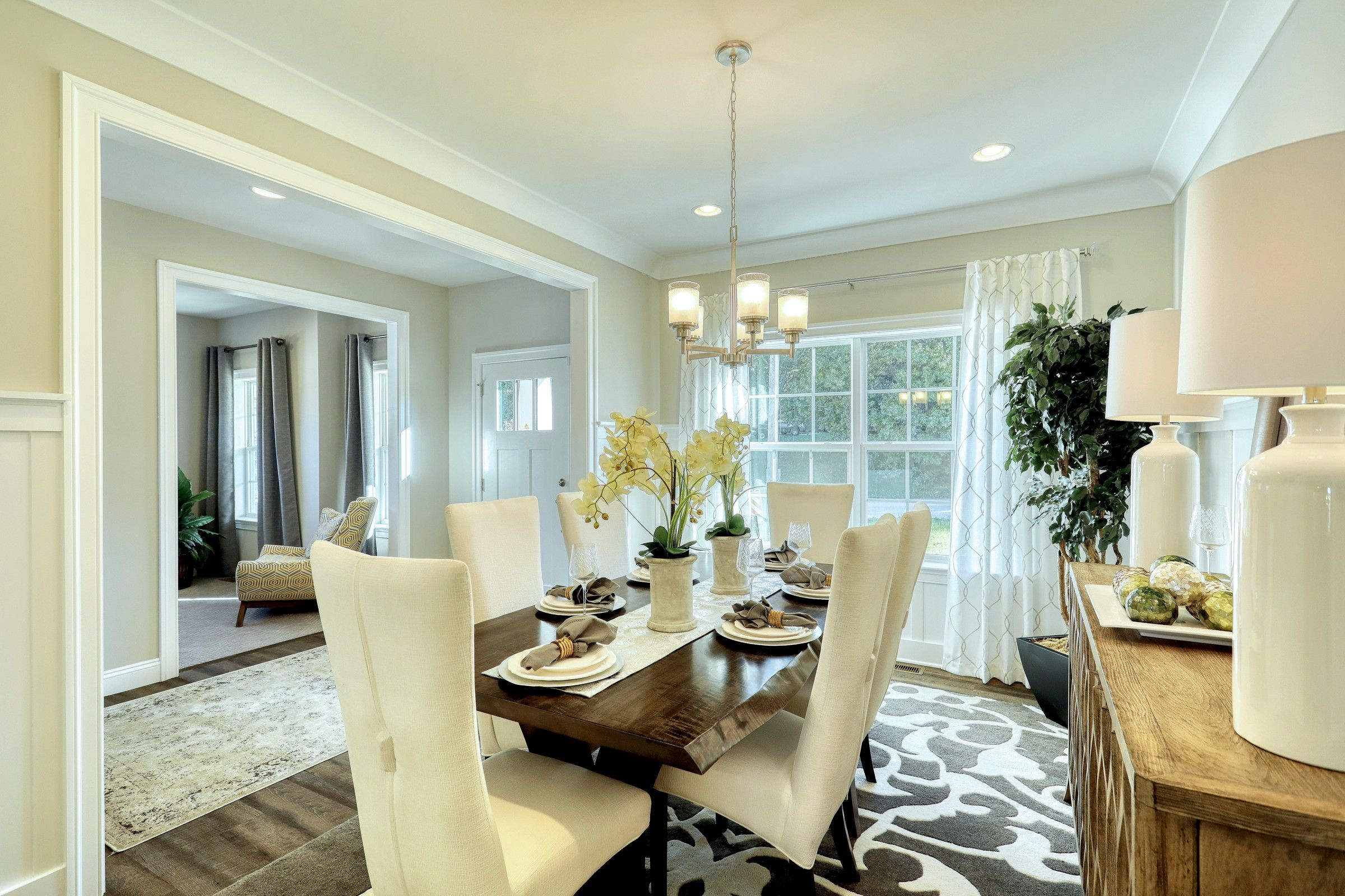 Living Area featured in the Parker Heritage By Keystone Custom Homes in York, PA