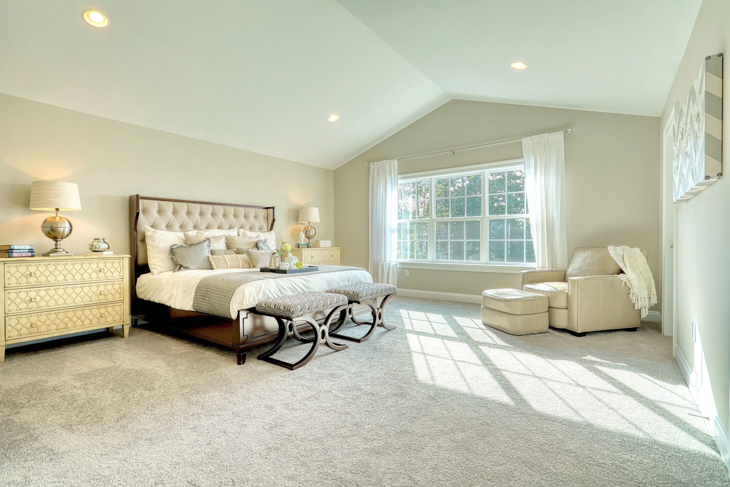 Bedroom featured in the Parker Heritage By Keystone Custom Homes in York, PA