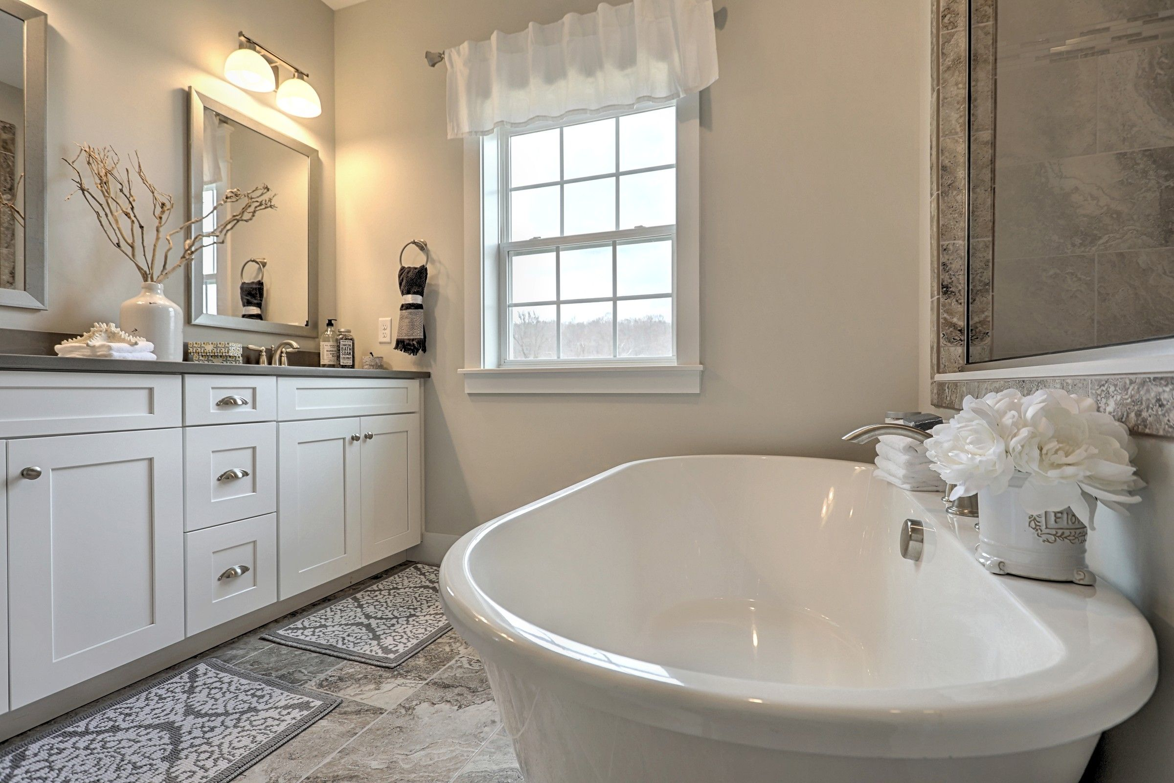 Bathroom featured in the Augusta Vintage By Keystone Custom Homes in York, PA