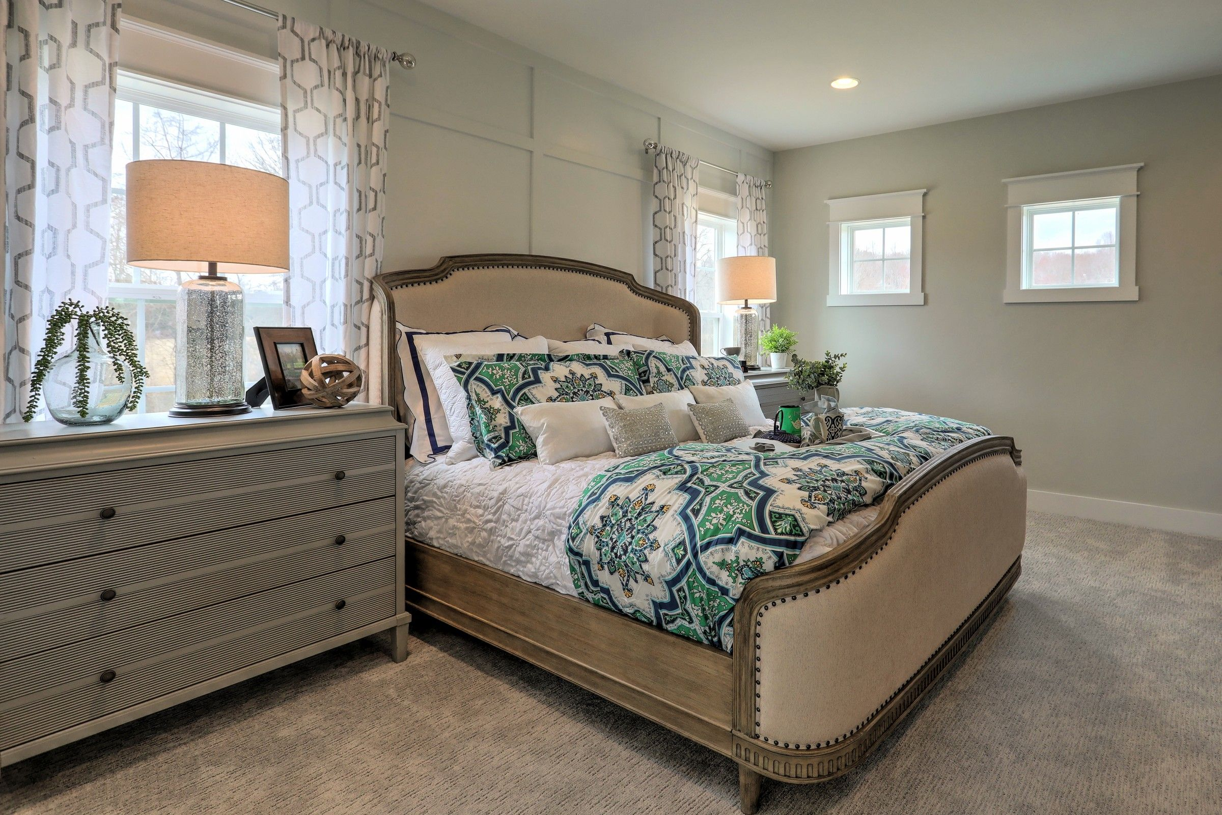 Bedroom featured in the Augusta Traditional By Keystone Custom Homes in Lancaster, PA