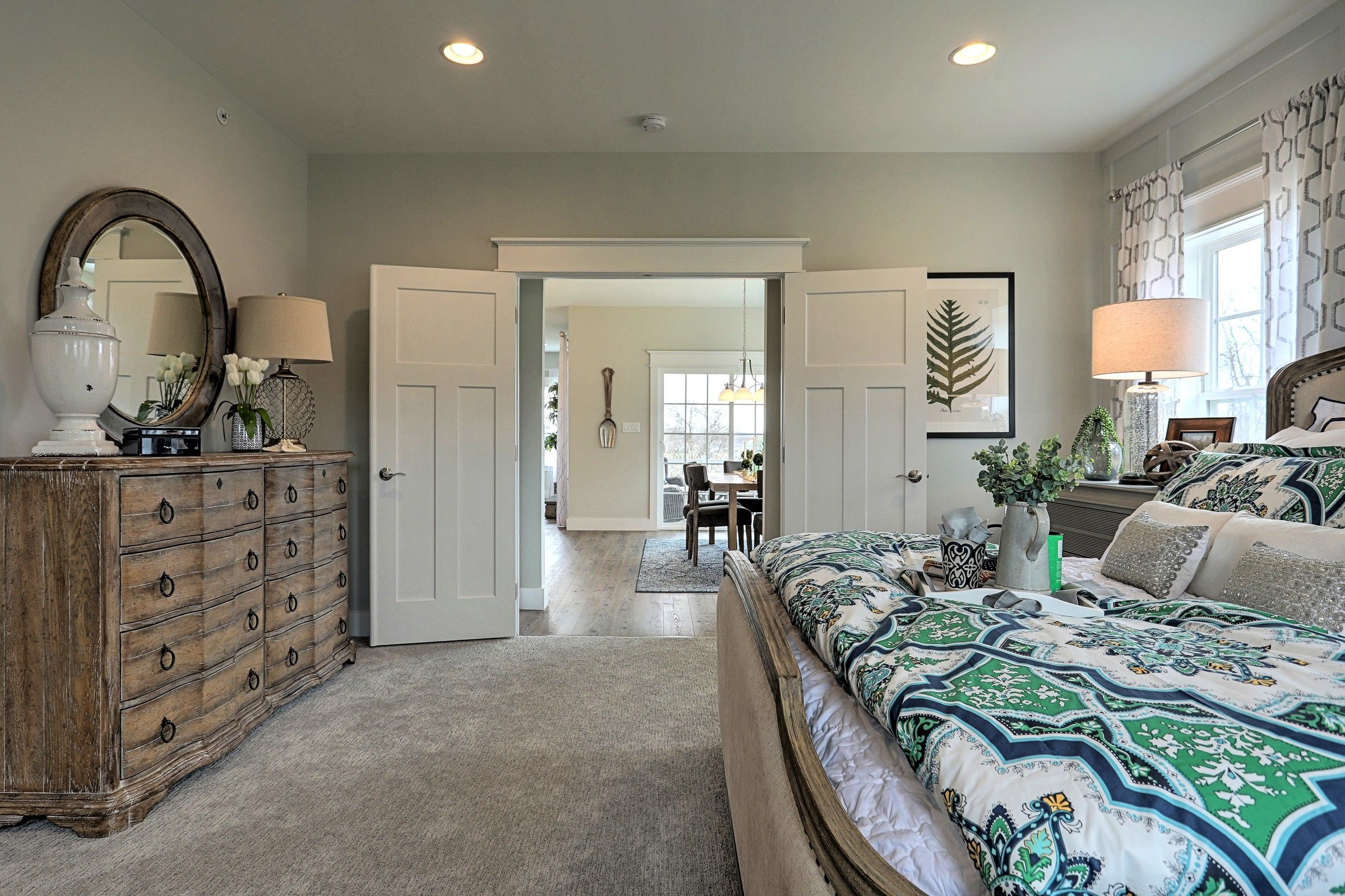 Bedroom featured in the Augusta Vintage By Keystone Custom Homes in Wilmington-Newark, MD