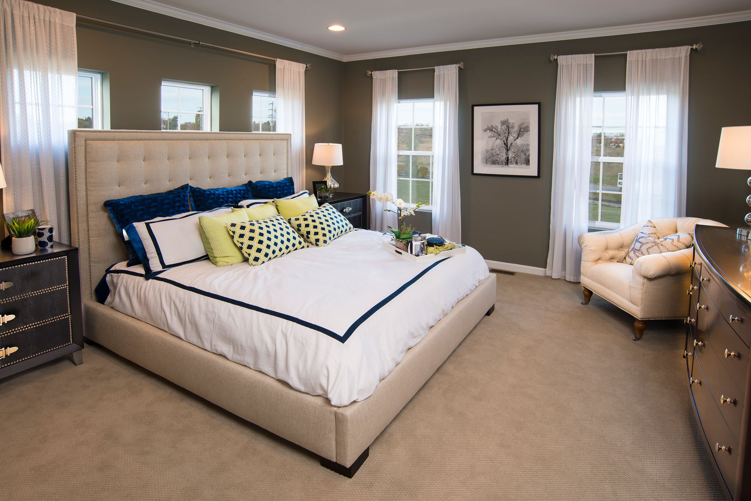 Bedroom featured in the Milton Vintage By Keystone Custom Homes in Philadelphia, PA
