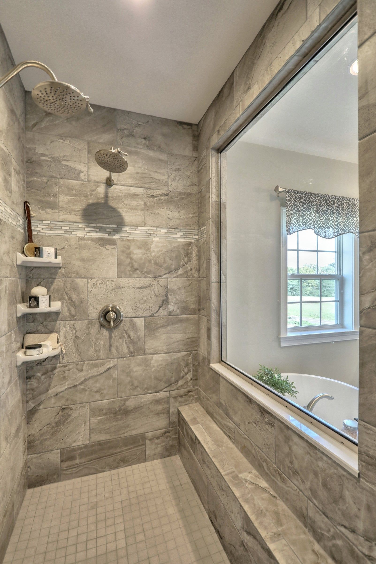 Bathroom featured in the Augusta Farmhouse By Keystone Custom Homes in York, PA