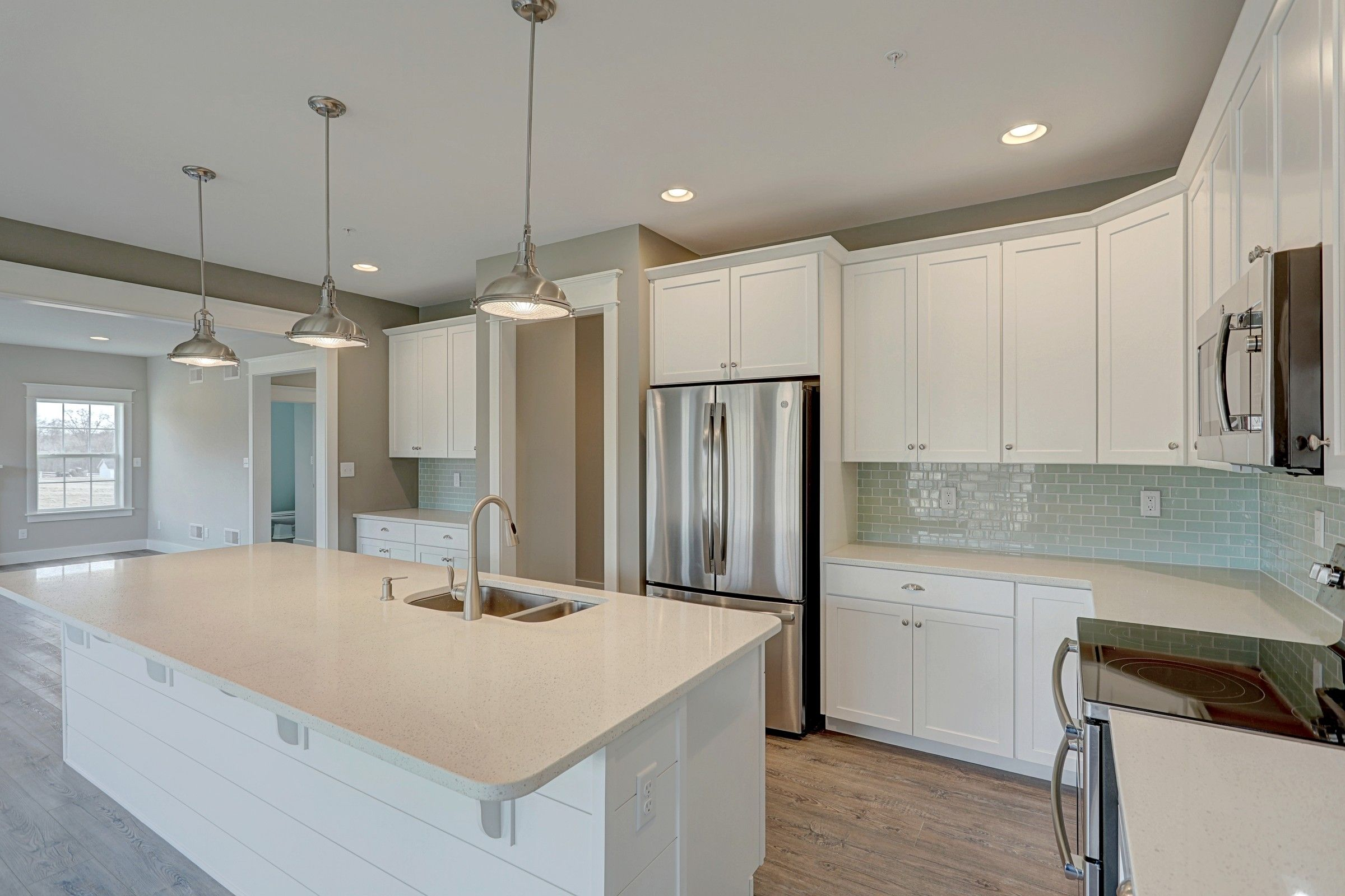 Kitchen featured in the Ethan Heritage By Keystone Custom Homes in Lancaster, PA