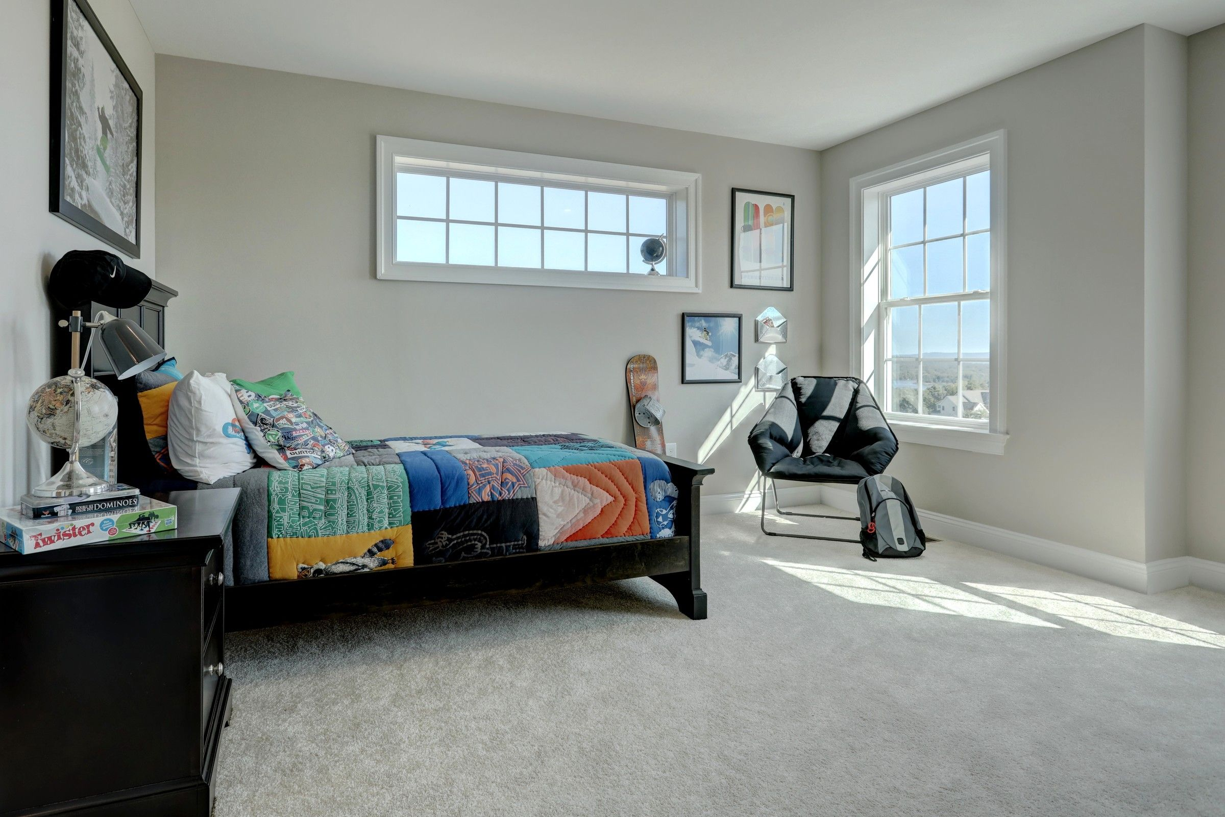 Bedroom featured in the Oxford Farmhouse By Keystone Custom Homes in York, PA