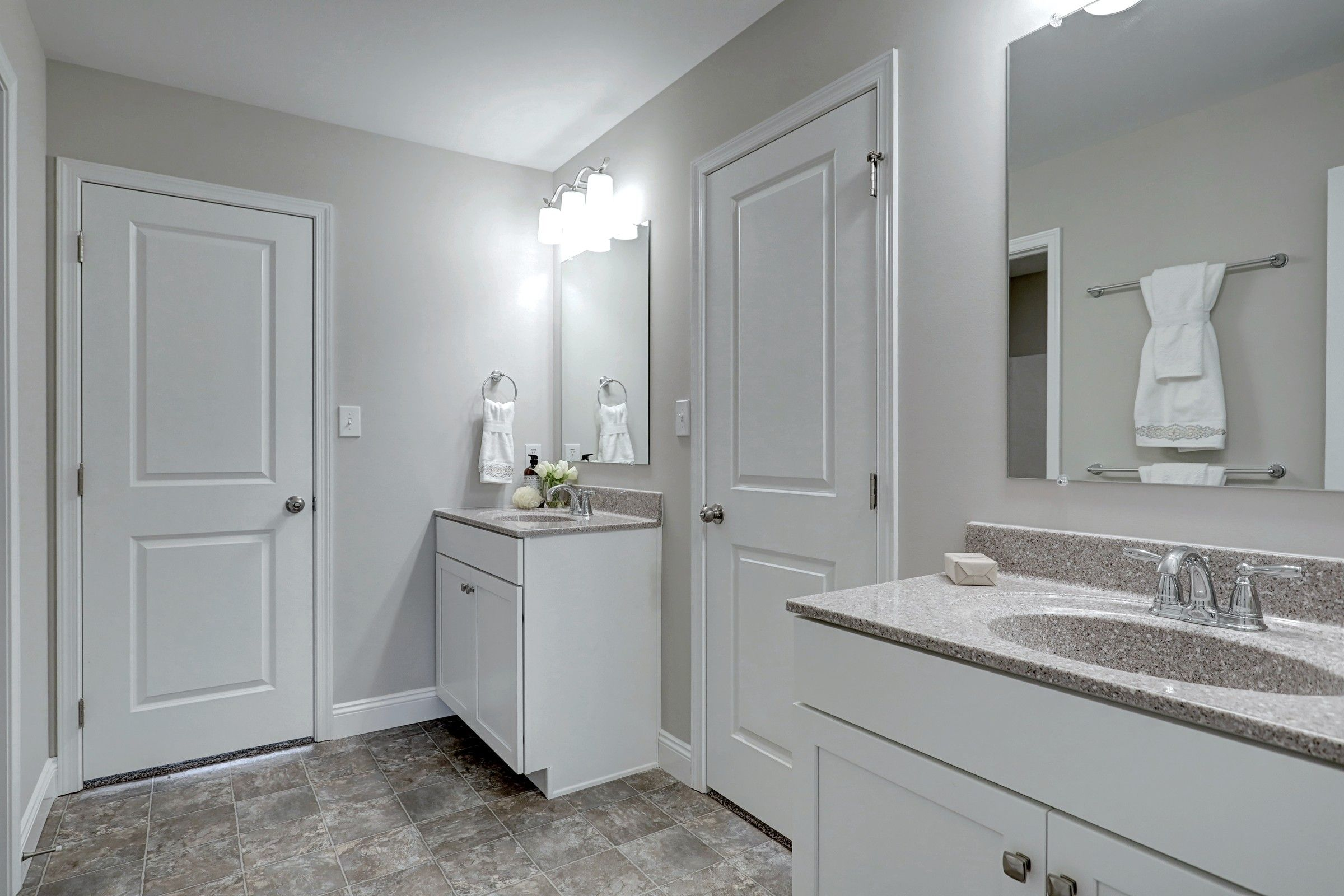 Bathroom featured in the Oxford Vintage By Keystone Custom Homes in Lancaster, PA