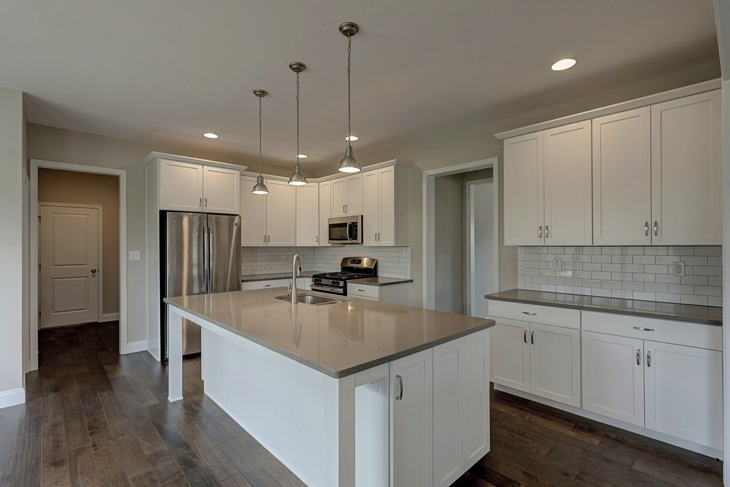 Kitchen featured in the Parker Heritage By Keystone Custom Homes in York, PA