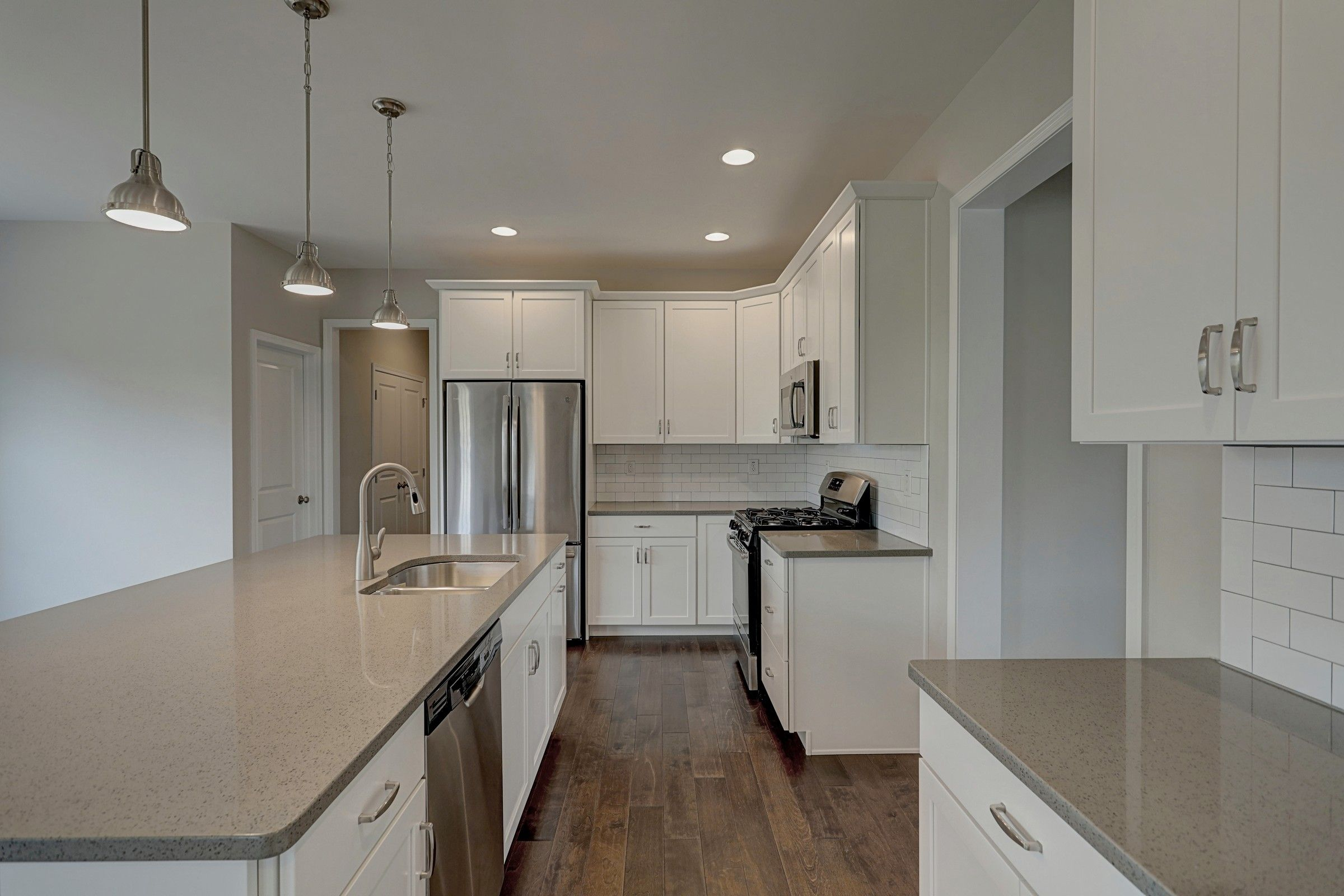Kitchen featured in the Parker Normandy By Keystone Custom Homes in York, PA