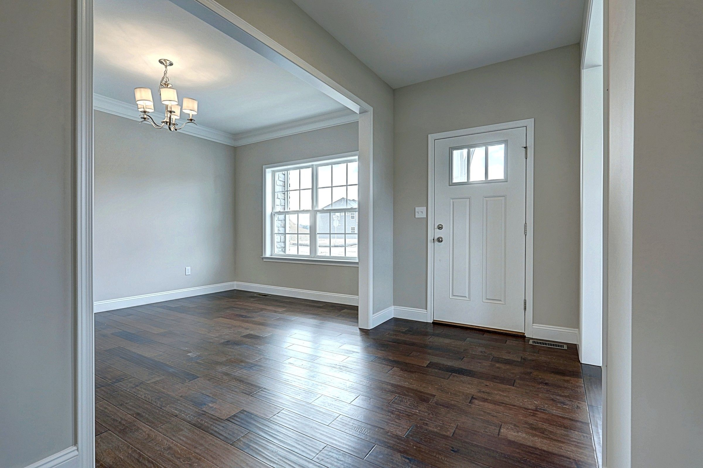Living Area featured in the Parker Farmhouse By Keystone Custom Homes in Lancaster, PA