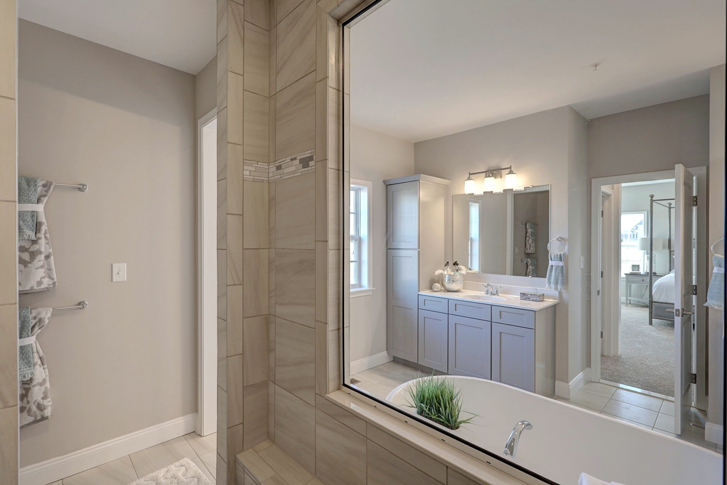 Bathroom featured in the Nottingham Bordeaux By Keystone Custom Homes in York, PA