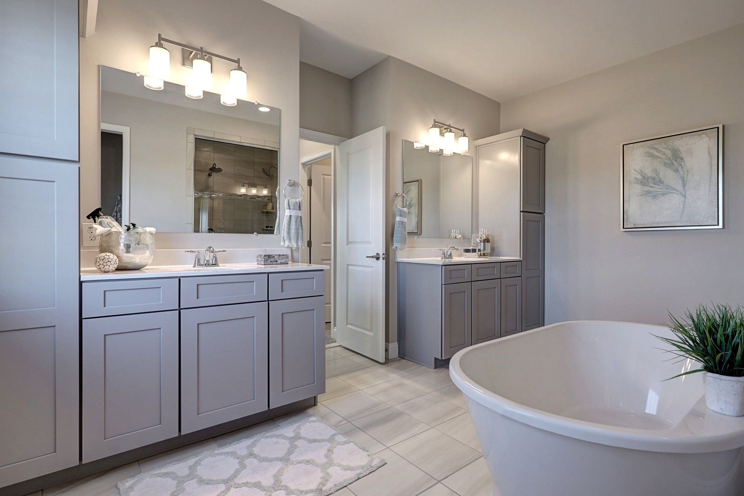 Bathroom featured in the Nottingham Manor By Keystone Custom Homes in York, PA