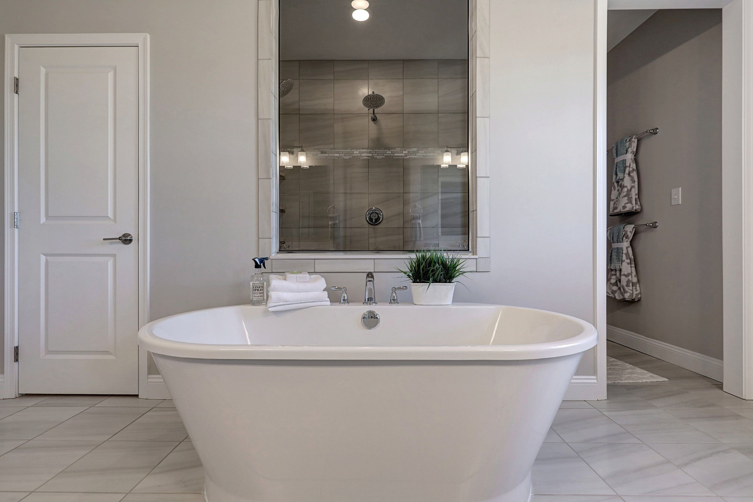 Bathroom featured in the Nottingham Normandy By Keystone Custom Homes in Wilmington-Newark, MD