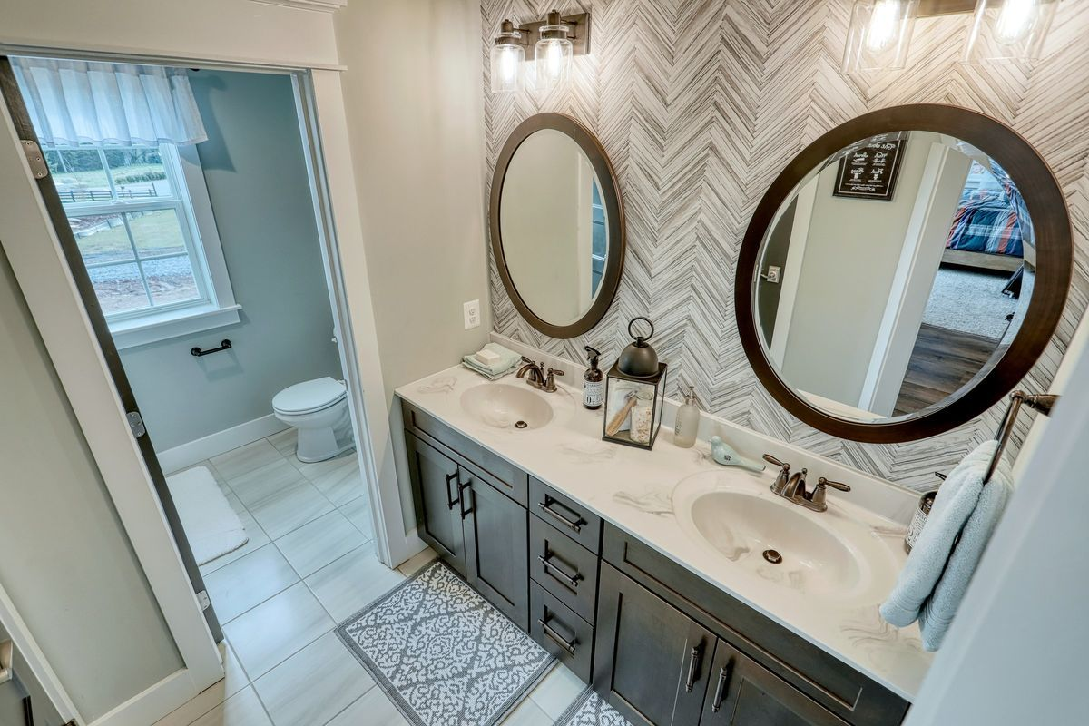 Bathroom featured in the Nottingham Manor By Keystone Custom Homes in Lancaster, PA