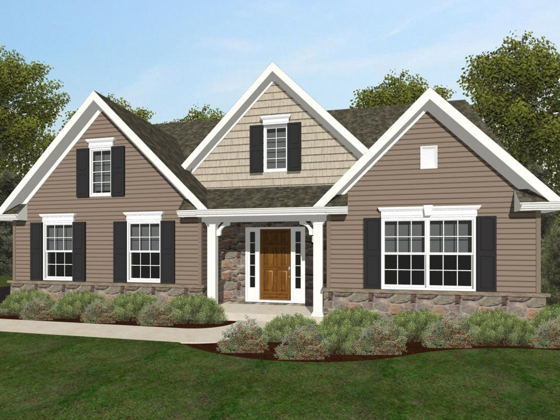 Exterior featured in the Rockwell Vintage By Keystone Custom Homes in Philadelphia, PA