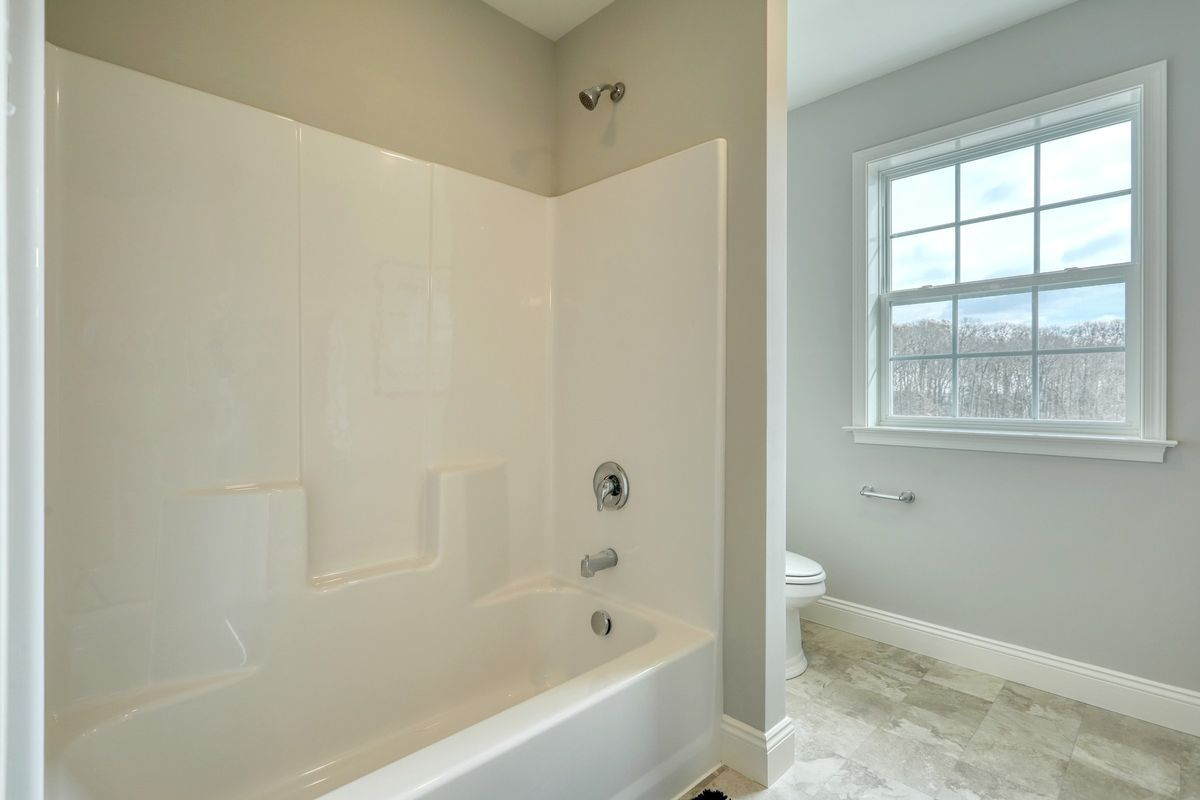 Bathroom featured in the Covington Heritage By Keystone Custom Homes in Washington, MD