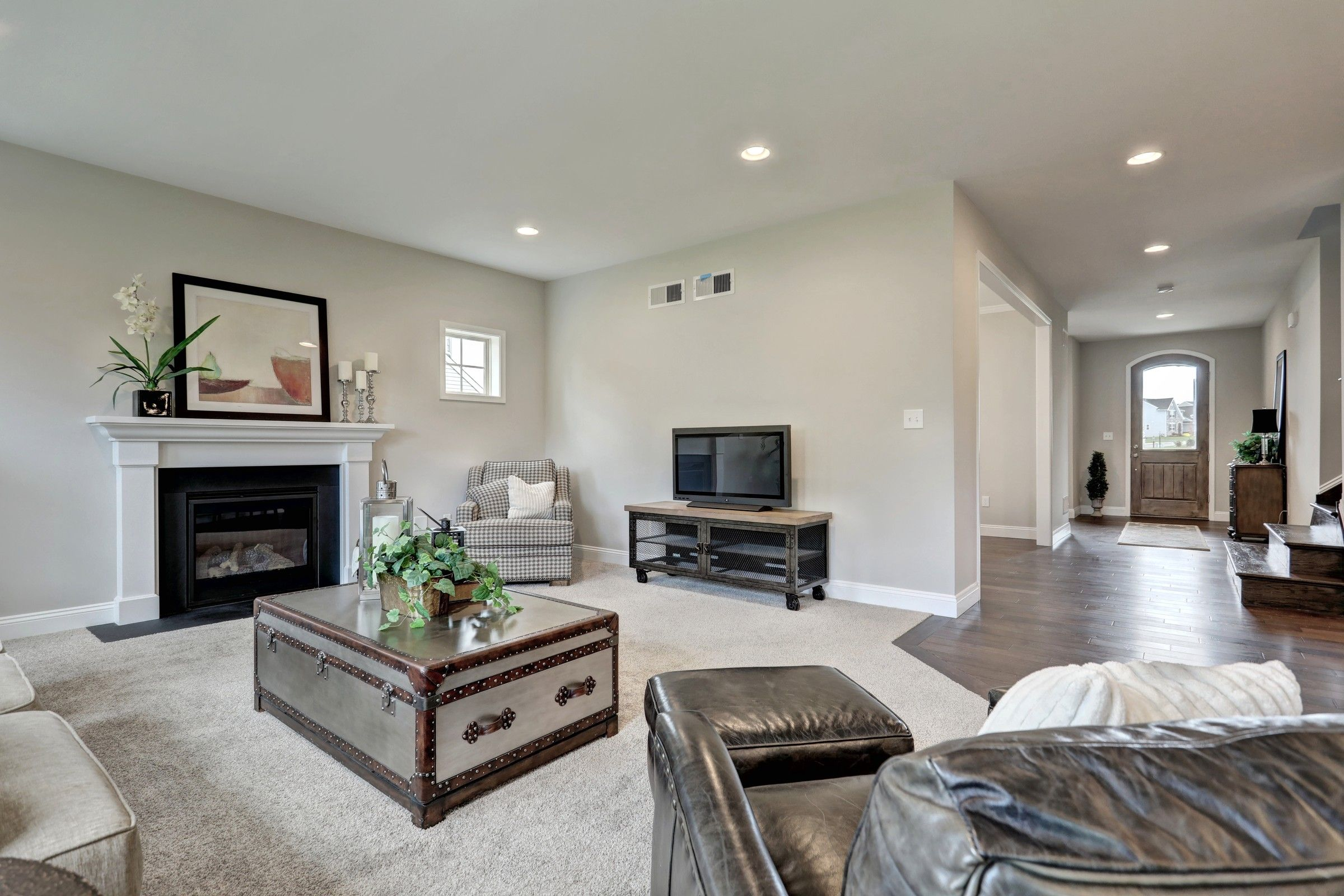 Living Area featured in the Covington Manor By Keystone Custom Homes in Lancaster, PA