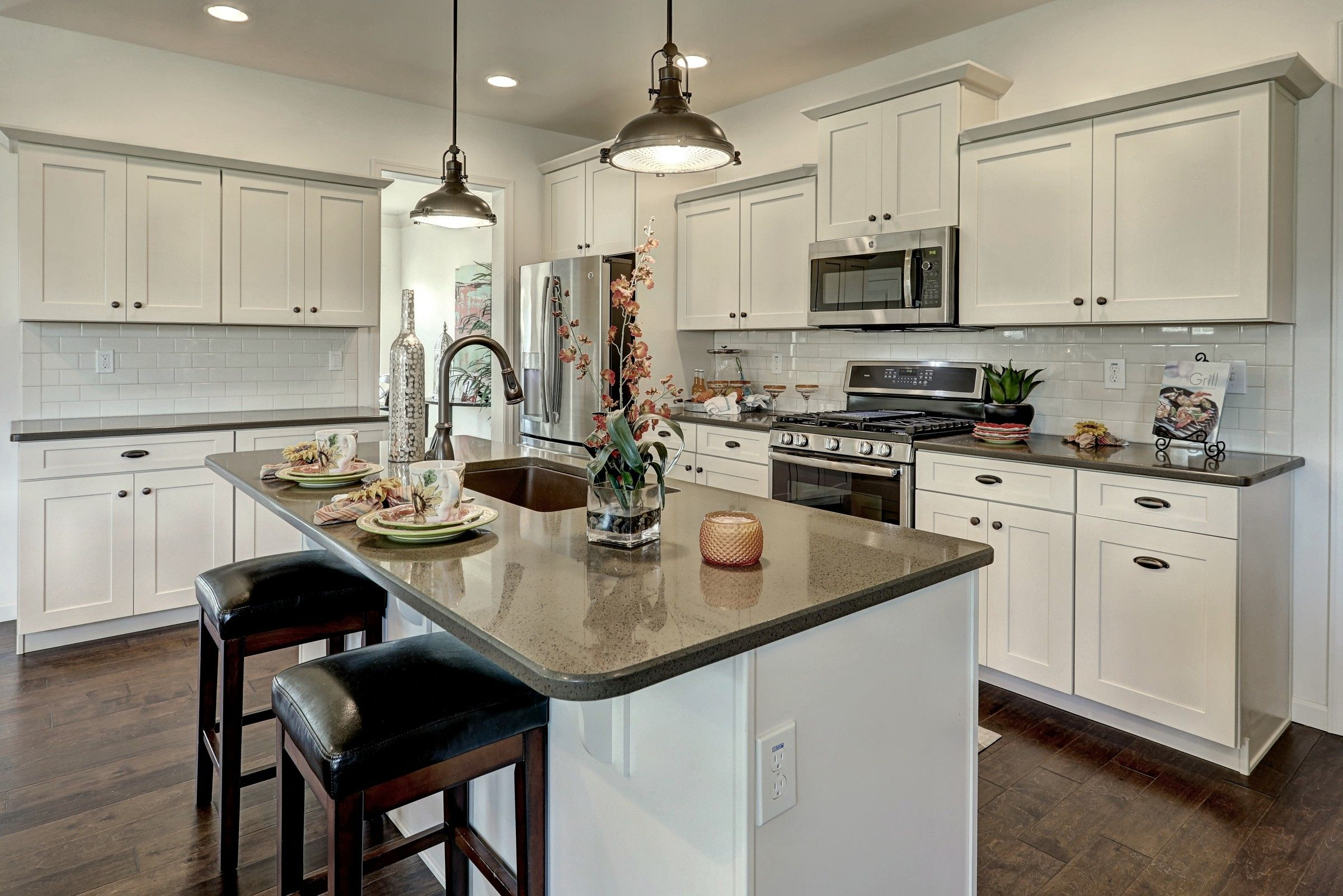 Kitchen featured in the Wyndham Heritage By Keystone Custom Homes in Philadelphia, PA