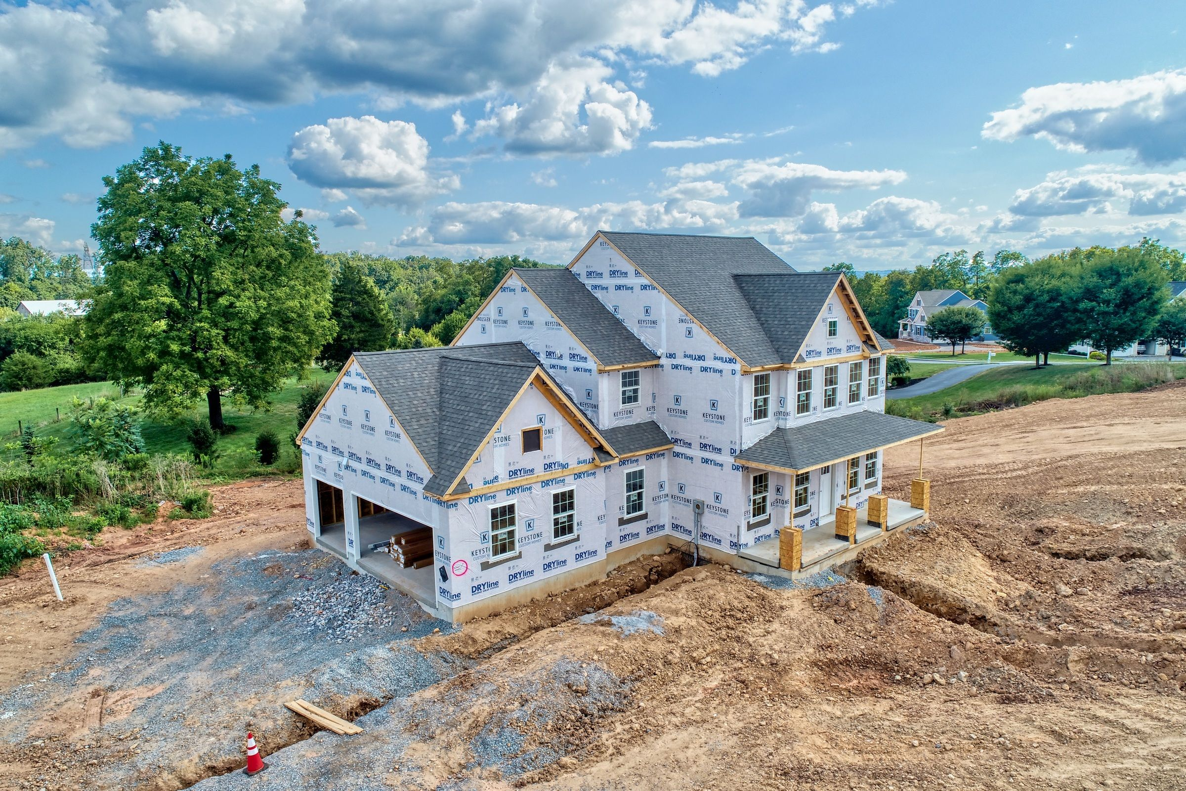 'The Summit at Stonemill' by Keystone Custom Homes in Lancaster